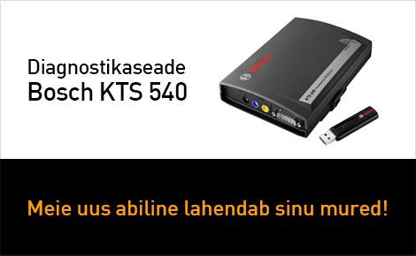 Diagnostikaseade Bosch KTS 540